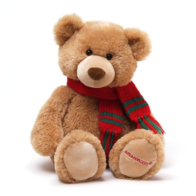 2011 Amazon Gund Bear