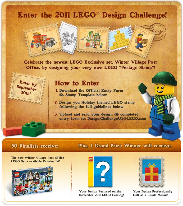 2011 Lego Design Challenge