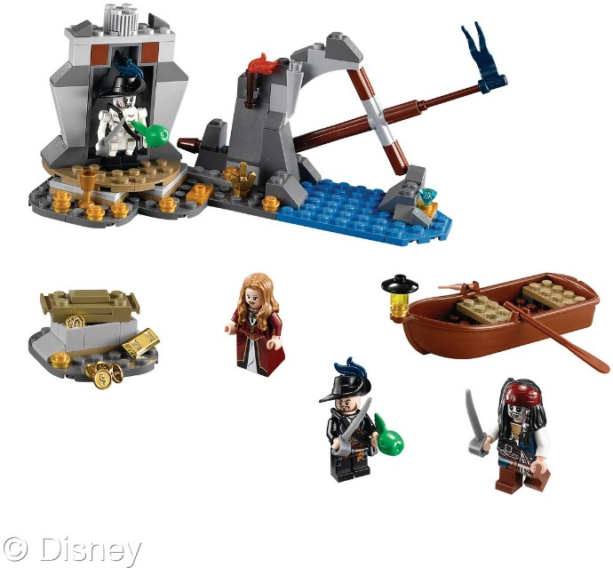 Pirates Of The Caribbean Lego Sets