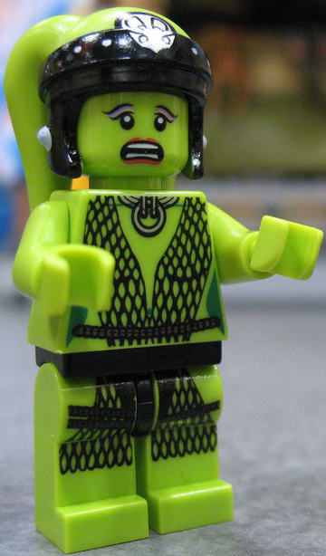 Star Wars Oola Minifigure
