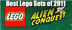 Best Alien Conquest Lego Sets of 2011