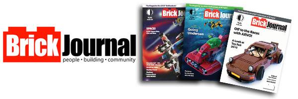 BrickJournal Logo