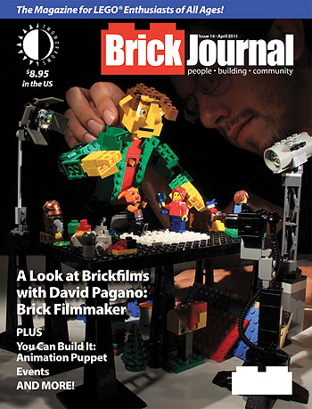 BrickJournal Magazine