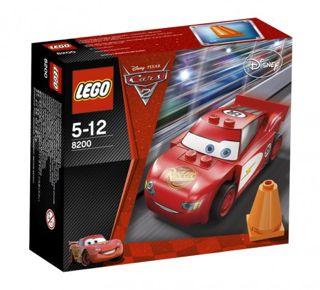 Cars Lego Sets