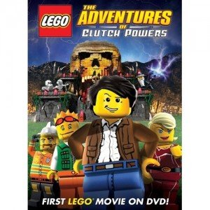 Clutch Powers Lego Movie