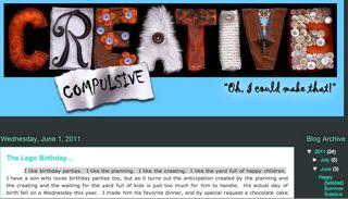 Creative Compulsive Blog