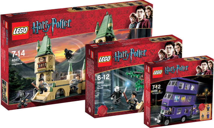 Lego Harry Potter 2011