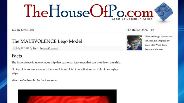 House Of Po Lego