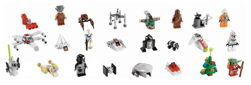 Lego Advent Calendar 2011 – Buying Guide For Parents