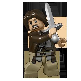 Lego Aragon