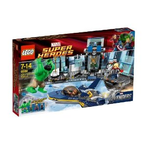 Lego Avengers Sets