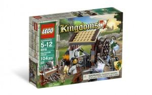 Lego Blacksmith Attack