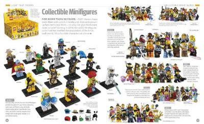 Lego Book 2012 Minifigures