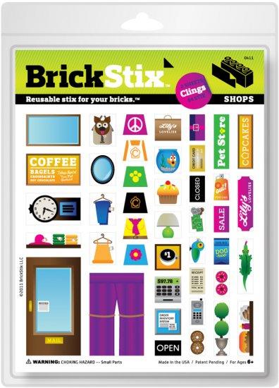 Lego BrickSticks