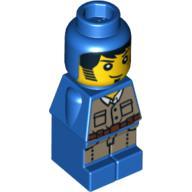 Lego Champion Microfigure