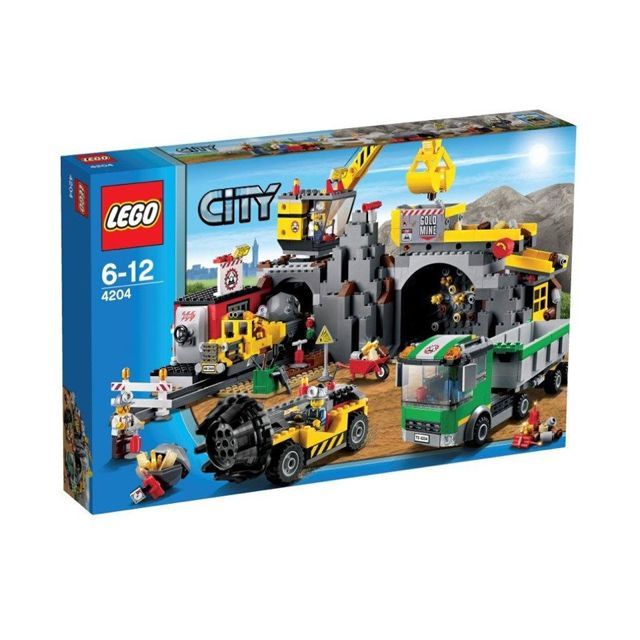 Lego City Mine 4204