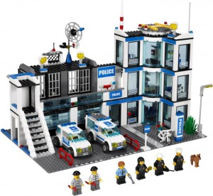 Lego City Police Set 7498