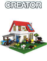 Lego 2012 Creator Sets Available Now